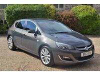 Vauxhall/Opel Astra 1.7CDTi 16v 130ps ecoFLEX ( s/s ) 2013 Elite, FSH, 2 OWNER