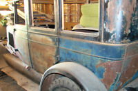 1927 Oldsmobile 4-Door Sedan