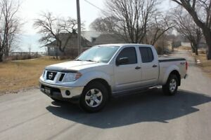 2010 Nissan Frontier 4WD Crew Cab LWB