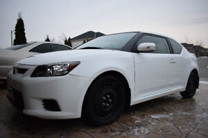 2012 Scion tC-6MT-2ND DRIVER-NO ACCIDENTS-CERTIFIED