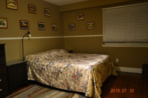 One large bedroom for single female only