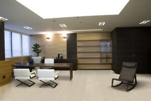 Grinding with best, Design Concept cork flooring, Toxic Free Fl