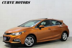 2017 Chevrolet Cruze CAMERA/LED LIGHTS/SUNROOF/ALLOYS/BLUETOOTH/