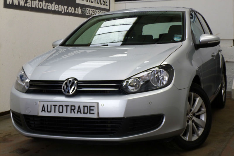 2012 12 Volkswagen Golf 1 6TDI ( 105ps ) Match for sale in AYR