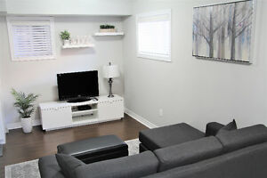 NEW Furnished House Basement for Rent