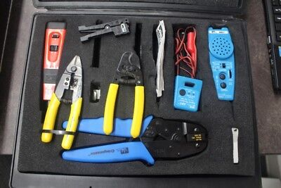 Ideal Industires 6 Piece Electricians Tool Kit Lin013842
