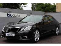 2011 61 MERCEDES-BENZ E-CLASS 3.0 E350 CDI BLUEEFFICIENCY SPORT 4D AUTO 265 BHP