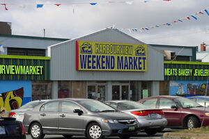 Rediscover Harbourview Weekend Market