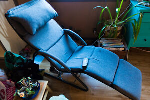 HOMEDICS MASSAGE CHAIR WORKS PERFECTLY REDUCED PRICE QUICK SALE