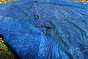 24 Foot Solar Pool Cover West Island Greater Montréal image 3