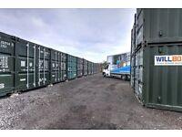 farnham storage container inside storage removals