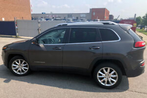 2015 Jeep Cherokee Limited - FWD 4DR
