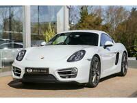 2014 Porsche Cayman 2.7 981 (s/s) 2dr Coupe Petrol Manual
