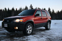 2006 Ford Escape XLT LIMITED 4X4