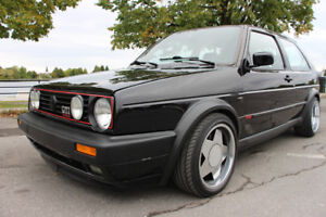 Golf GTI 1992 R32 / Showroom