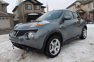 2012 Nissan Juke SL AWD Accident free 41381 km Full option 188hp