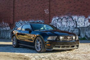 Ford Mustang GT supercharged 2011