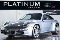 2008 Porsche 911 4S TARGA/ NAVIGATION/ SPORTS CRONO/ TURBO WHEEL