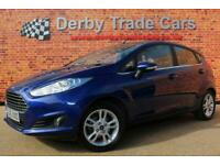 2015 Ford Fiesta 1.0 ZETEC 5d 99 BHP Hatchback Petrol Manual