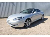 2009 59 HYUNDAI S-COUPE 2.0 SIII 3D 141 BHP