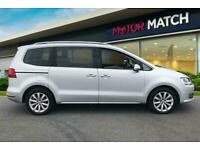 2014 Volkswagen Sharan SEL BLUEMOTION TDI MPV Diesel Manual