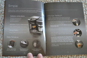 Keurig Rivo Cappuccino and Latte Brewing System Cambridge Kitchener Area image 4