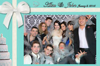 PHOTO BOOTH  for your corporate event STARTING AT ONLY $450