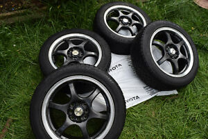 4X16 Alloy Sports Rims 5X114,3,5X100