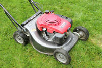 Honda Commercial HRC216 Lawnmower Lawn Mower