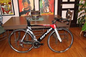 CERVELO P3C TRI TT Road bike Carbon VELO triathlon ROUTE Beauty!