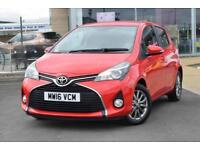 2016 TOYOTA YARIS Toyota Yaris 1.33 Icon 5dr