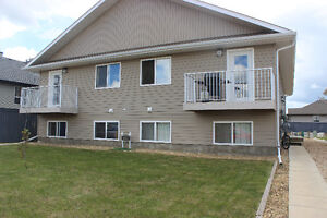 Camrose – two bedroom for rent in fourplex