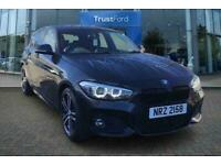 2017 BMW 1 Series 118d M Sport Shadow Edition 5dr- Speed Limiter,Front Sports Se