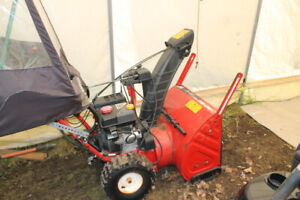 Snowblower Craftsman 24 | Buy or Sell a Snow Blower in
