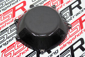 Ducati Dry Clutch Cover Monster 1000 1100 S 748 749 999 S4R S4RS Carbon Fiber