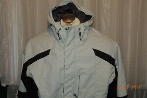 MENS FIREFLY JACKET SIZE LARGE (SHELL ONLY)