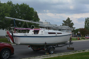 Sailboat McGregor 25 1985