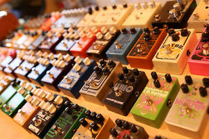 Pedal Sell Off - 25+ Quality Boutique pedals Keeley, Klone etc.