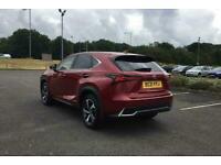 2021 Lexus NX 300h 2.5 Takumi 5dr CVT (Pan roof) Auto SUV Petrol/Electric Hybrid