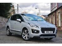 2016 PEUGEOT 3008 CROSSOVER 1.6 BlueHDi 120 Allure s s