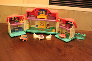 Fisher Price Little People - 7 sets