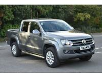 2.0 DC TDI HIGHLINE 4MOTION 4D AUTO 180 BHP DIESEL PICK UP VAN 2013