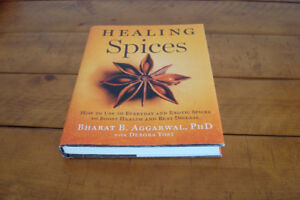 HEALING SPICES (Hos do use 50 everyday and exotic spices...