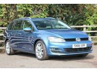 2014 Volkswagen Golf TDI BlueMotion Tech GT Estate Diesel Manual
