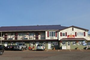 22 Room Motel and Variety Store with  Managers Apartment