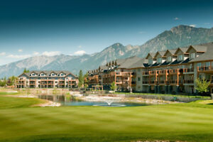 $650 Bargain- Bighorn Meadows Resort-V Large condo-Canada Day