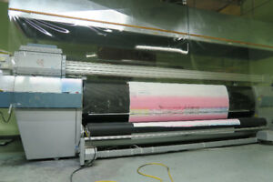 Gandinnovations jeti 3300 large format printer
