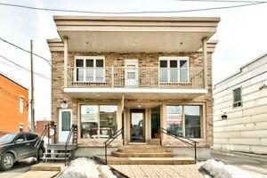 Duplex résidentiel et commercial secteur Lemoyne à Longueuil