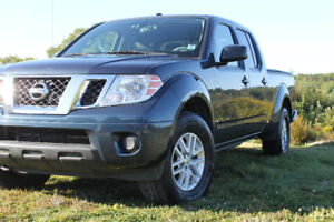 2017 Nissan Frontier SV 4WD Crew Cab