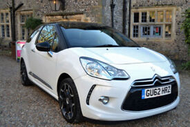 Citroen DS3 1.6 VTI ( 120bhp ) DStyle Plus, 52K MILES, FULL S/HISTORY, 2 OWNER